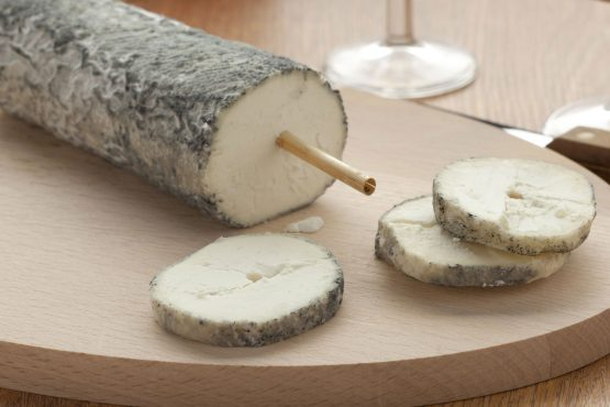 Sainte Maure de Touraine Cheese