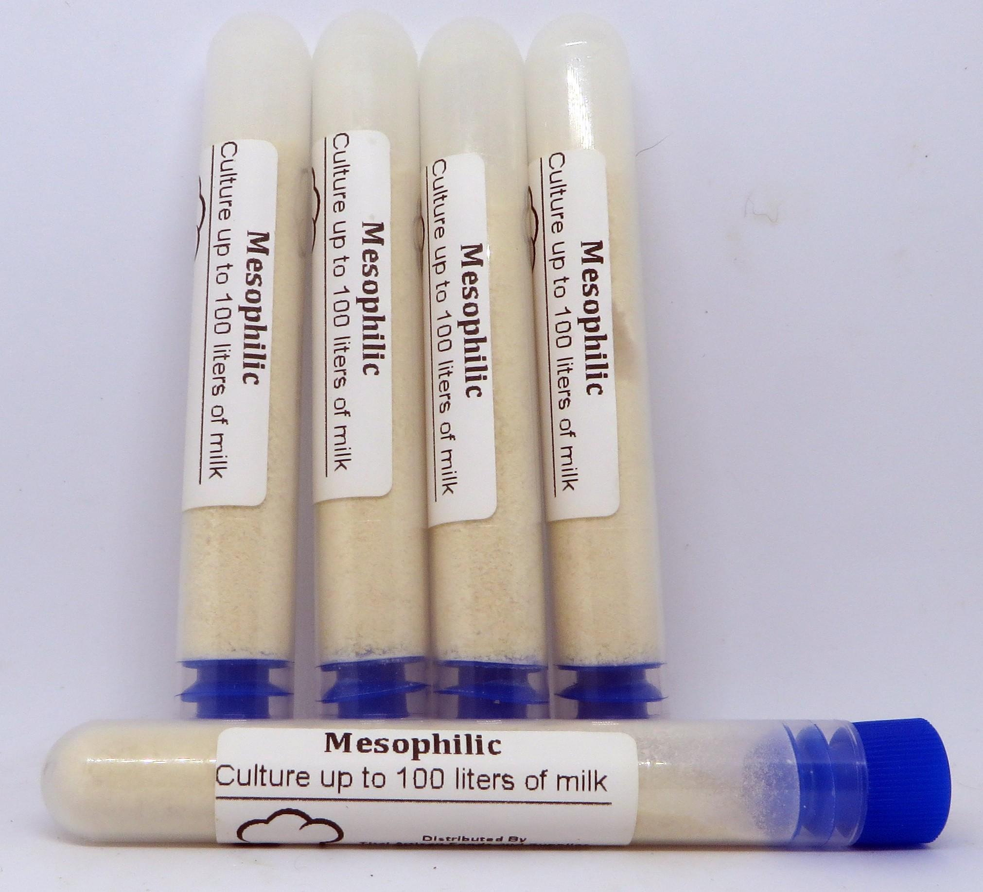 Mesophilic Tube