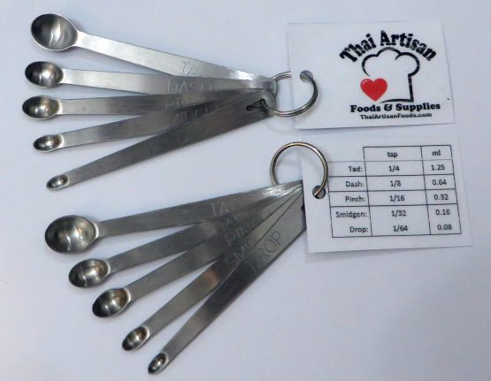 Mini-Measuring Spoons