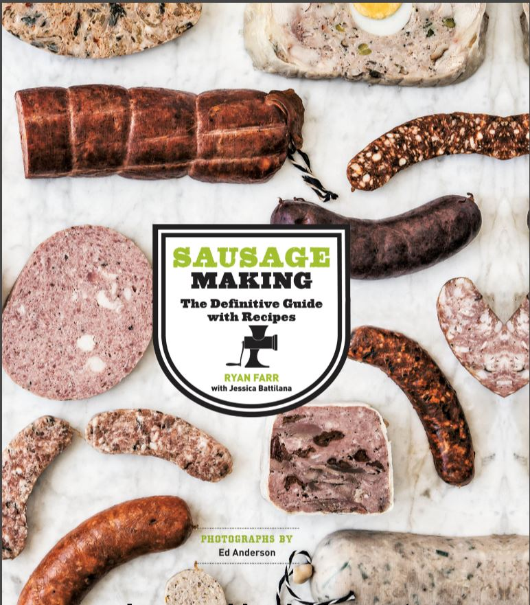 Sausage Making - The Definitive Guide with Recipes