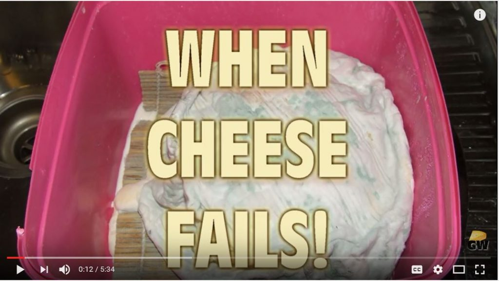 When Cheese Fails